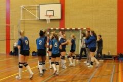 2013-2014 Meisjes A2 kampioen