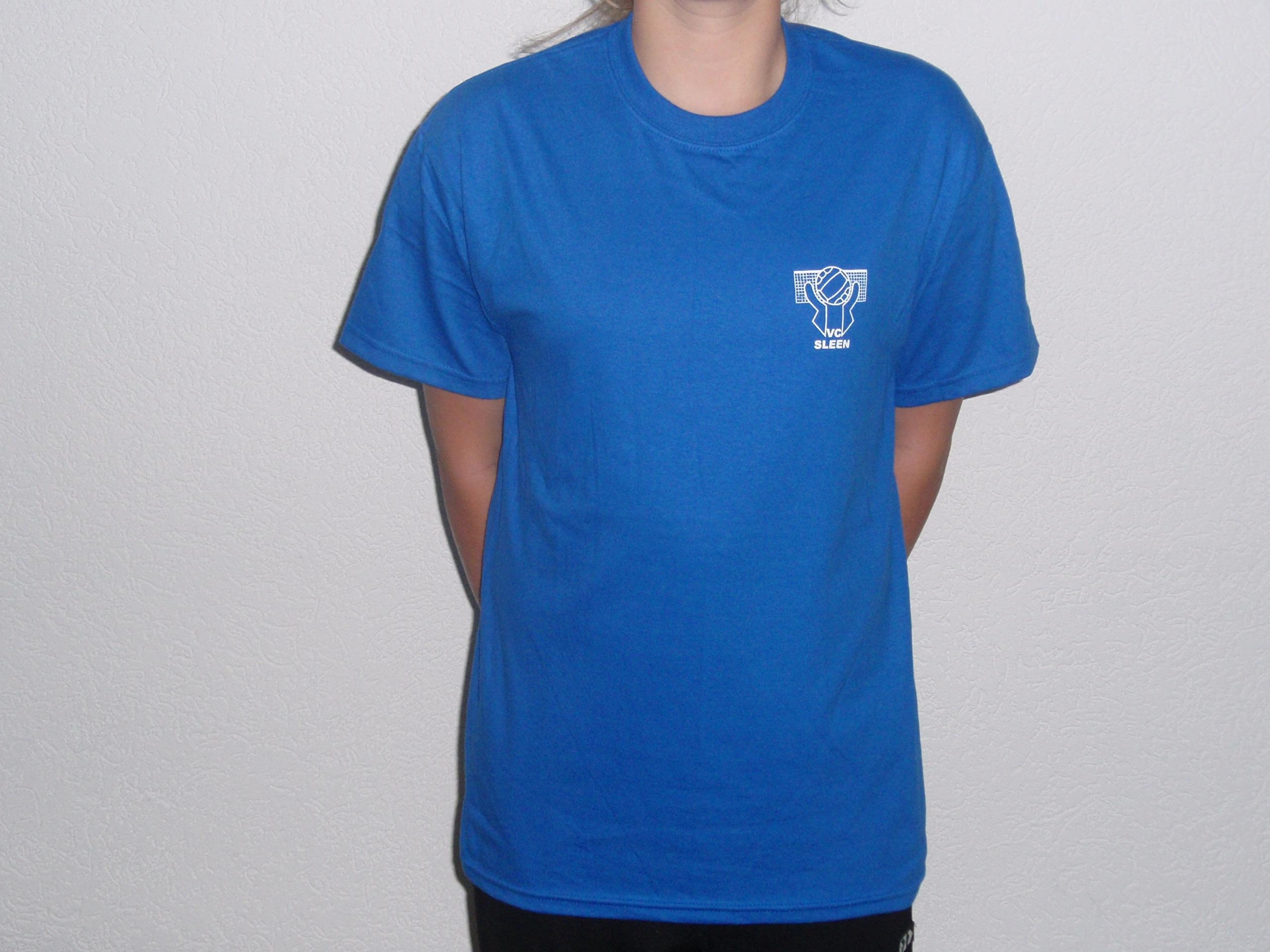 Nieuwe VC trainingsshirts