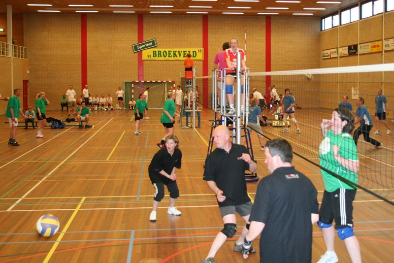 Stratenvolleybal 2012