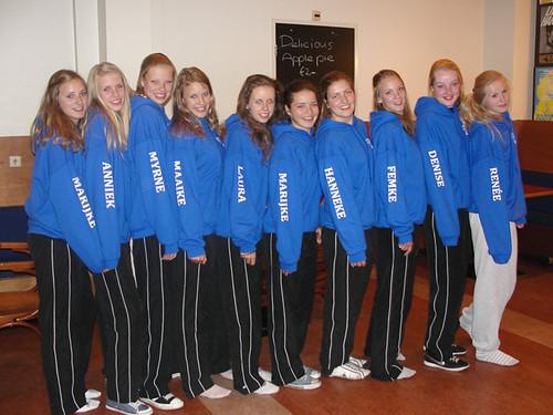 MA1 4e op NK in Den Haag