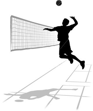 Kleurrijk Volleybal