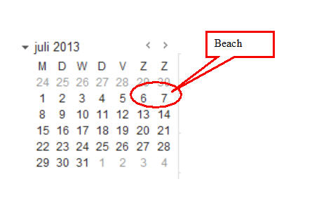 Datum 18e Randstad-Beachvolleybaltoernooi bekend!