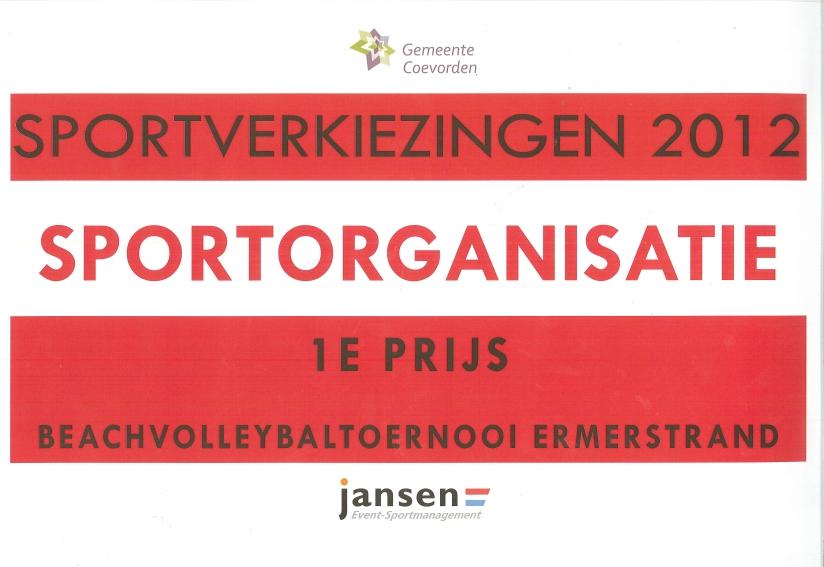 Sportverkiezing Gemeente Coevorden