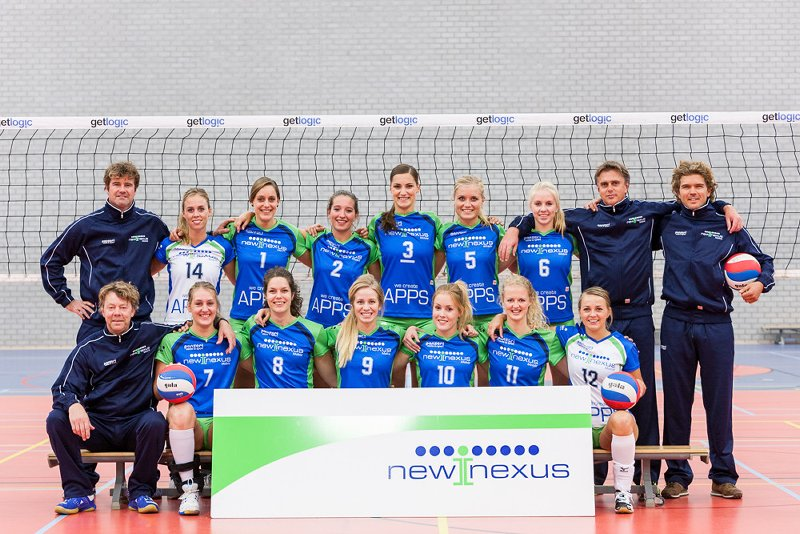 Lycurgus Dames 1 – Papendal