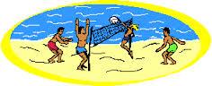 Het 21e Beachvolleybaltoernooi . . .