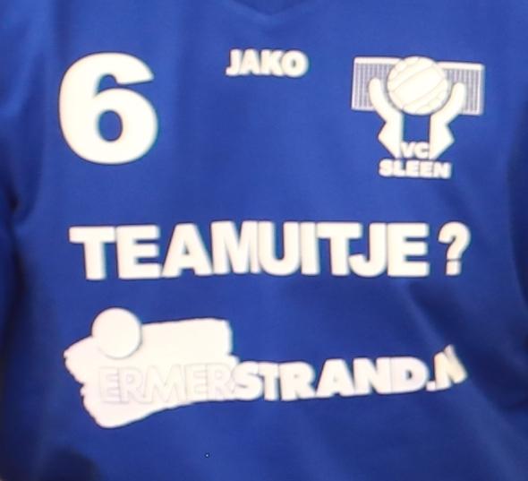 Nieuwe shirtsponsor Heren 1